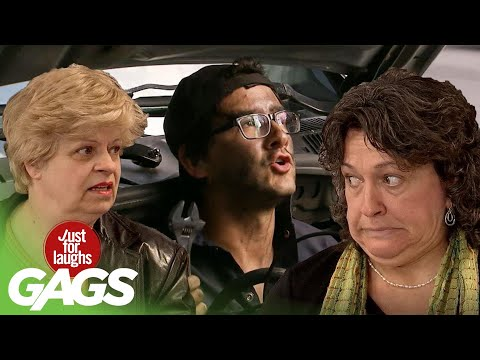 Just For Laughs: Where Did These People Vanish?