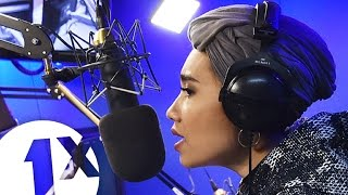Yuna's acoustic version of 'Crush'