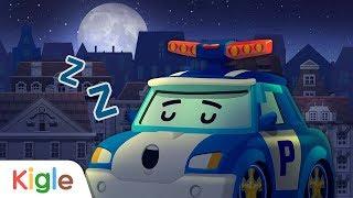 폴리 잠자기   친구들! 이제 잠에 들 시간이야!   폴리 습관놀이 04   로보카폴리   키글TV
