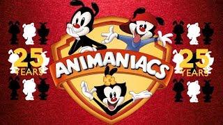 Happy 25th Anniversary, Animaniacs!