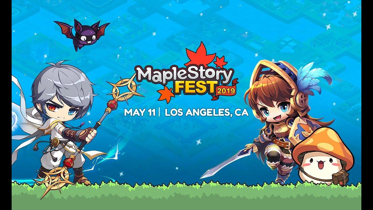 In arrivo la nuova classe di MapleStory 2, lo Striker