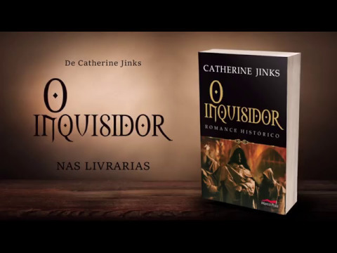 Book trailer - O Inquisidor | Catherine Jinks