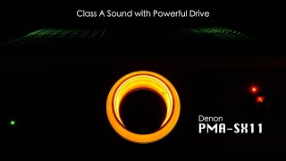 Denon's Masterpiece, Review Of PMA-SX11 Amplifier