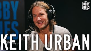 Keith Urban Interview on the Bobby Bones Show