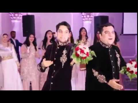 BEST MEHNDI DANCE (BRIDE AND BROTHERS)