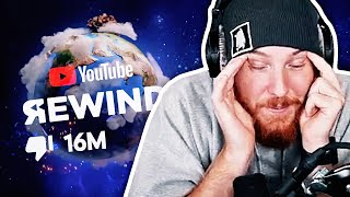 Unge REAGIERT auf YouTube REWIND 2019 | #ungeklickt