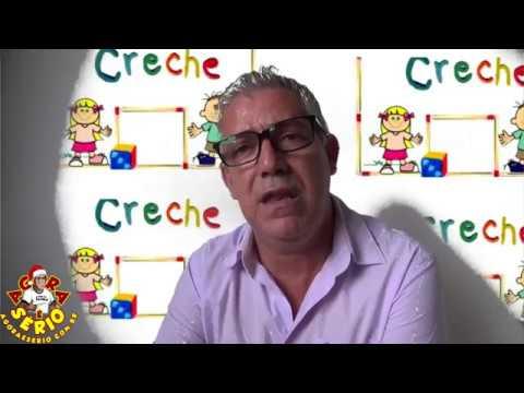 Secretário de Educação Oscar Vitorino fala sobre a nova Creche do Sol Nascente e a redução de verba para a Aproj