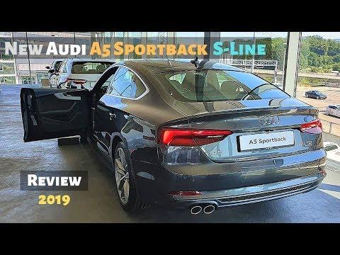 New Audi A5 Sportback S Line 2019 Review Interior Exterior
