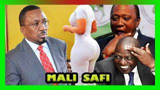 """MALI SAFI"" ft Uhuru Kenyatta X Dp Ruto X Pastor Nganga"
