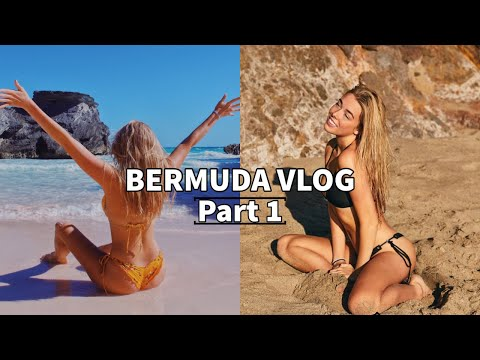 Download BERMUDA VLOG Part One (Hamilton, St Georges, Horseshoe Bay And More) HD Mp4 3GP Video and MP3