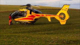 preview picture of video 'LPR Ratownik 4 Gliwice - wypadek samochodowy 15.02.2014'