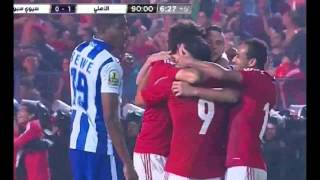 Meteb leads us to win our first CAF Confederation Cup