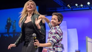"Premiere ""Dating Game"" with Peyton List, Jason Earles, J.J. Totah and Michael David Palance"