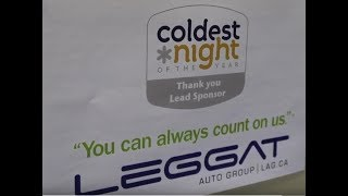 Coldest Night of the Year - Supporting Open Doors