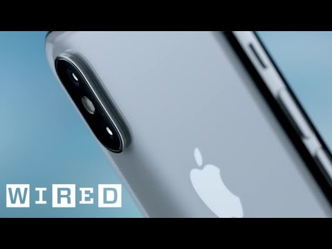 Everything From the Apple Event: iPhone X and 8, Watch, and Apple TV | WIRED
