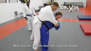 Judo: Hane-Goshi, a Brief Tutorial