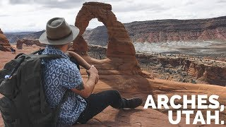 Arches National Park | Finding The Stone Icon of Utah