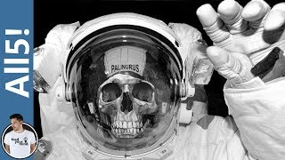 5 Sickening Secrets About Space Travel | All5!