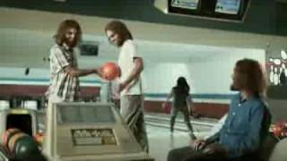 New Geico Caveman Bowling Commercial(3 Doors Down Let Me Be Myself )