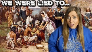 The Untold TRUE Story Of Thanksgiving In America