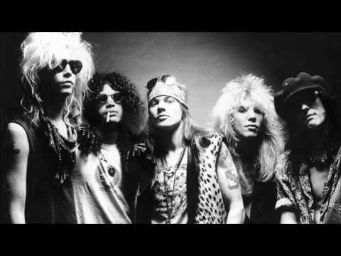 Guns N' Roses - My Michelle (Instrumental Cover)