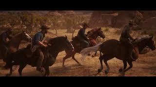 US Cavalry Charge Murfree Brood