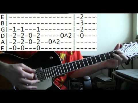 guitar lessons online Eric Clapton cocaine tab
