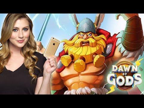 DAWN OF GODS GAMEPLAY & TUTORIAL!