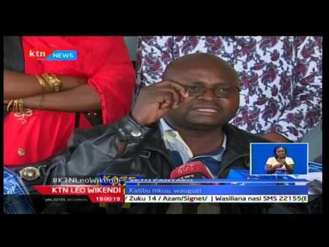 KTNLEO: Wauguzi waendelea na mgomo huku wagonjwa wazidi wakiwemo hatarini