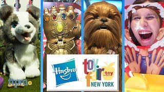 Toy Fair 2018: Hasbro's FurReal, Marvel, Star Wars, Gaming and more