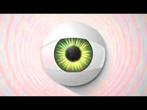 Массаж глаз зрение