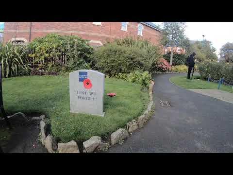 Filey Memorial Gardens