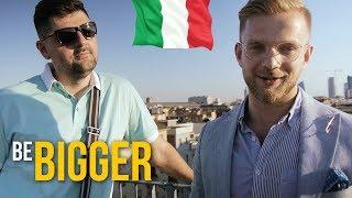 Как одеться летом? Шоппинг в Италии. Мужской стиль.