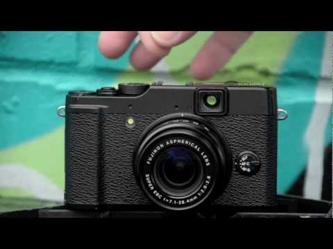 Fujifilm X10 Review