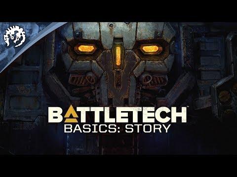 BATTLETECH Basics: Story | Pre-order TODAY thumbnail