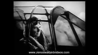 Recognition Of The Japanese Zero Fighter With Ronald Reagan  1943