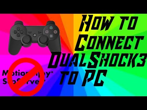 Tutorial PS3 Controller to PC Windows 7 32 bit ONLY