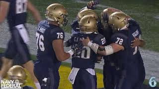 2019 Navy Football Top 10 Offensive Plays