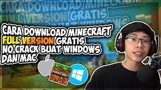 Cara Download Minecraft Di PC & MAC Full Version Gratis Terbaru 2018 (No Crack)