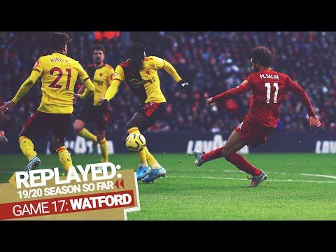 REPLAYED: Liverpool 2-0 Watford | Salah doubles up to beat Watford