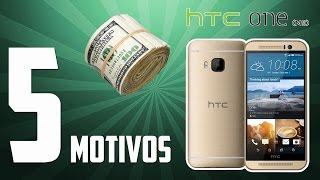 5 Motivos Para Comprar El HTC One M9