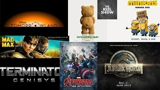 The Reel Show - [Editorial] Top 10 Summer Box Office Predictions