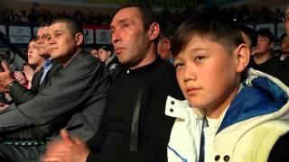 Astana Arlans VS Uzbek Tigers полное видео от Хабар (02.04.16, Усть-Каменогорск)