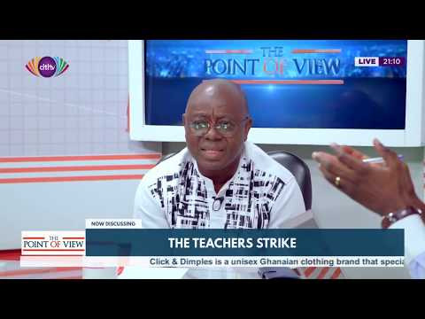The teachers' strike | Point of Vire