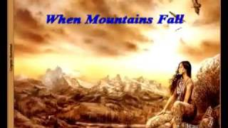 Stratovarius - When Mountains Fall - Lyrics