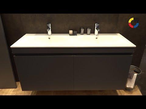 Keramag: Renova Nr. 1 Plan Möbelwaschtische Slim