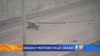 Authorities Investigating Deadly Motorcycle Accident On DNT