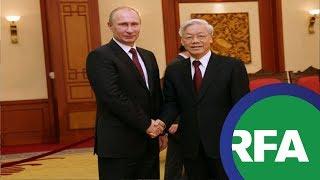 Việt Nam Chơi Lá Bài Nga Như Thế Nào Với Trung Quốc