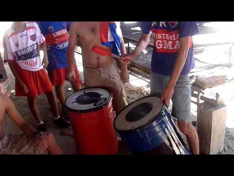 """""""la previa de la juventud :guemes vs clodo 00"""" Barra: Los Pibes • Club: Güemes"""