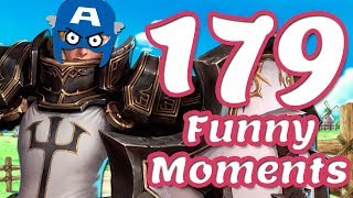 Heroes of the Storm: WP and Funny Moments #179